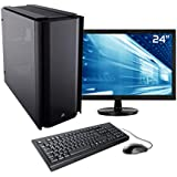 Sedatech Pack PC Gaming Watercooling Intel i9-9980XE 18x 3.0Ghz, Quadro P5000 16Gb, 64Gb RAM DDR4, 1Tb SSD M.2, 3Tb HDD, USB 3.1, Wifi. Computer Desktop & monitor, mouse/tastiera & Win 10