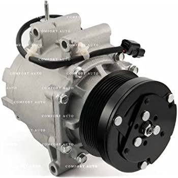 2006 - 2011 Honda Civic New AC Compressor With Clutch 1.8L