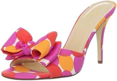Kate Spade New York Women's Selena Slide Sandal,Pink Multi,9 M US