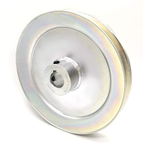 (Phoenix V-Belt Pulley - 3/4in. Bore, 6in. Outside Dia.)