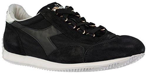 beige Erwachsene Schwarz Stone 12 Diadora Wash Unisex Sneaker Equipe CPxwaT