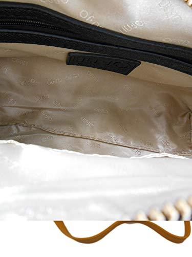 Liu One Black Jeans Bag Jo Women's Cross Size body Zz0rwZHqnS