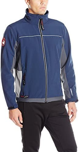 More Styles Available CANADA WEATHER GEAR Mens Fashion Outerwear Jacket