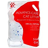 Thunder Paws 5 Liters Advanced Care Crystal Cat Litter