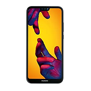 "Huawei P20 Lite Smartphone 5.84"" FHD+ 64GB, Dual SIM, Nero 4 spesavip"