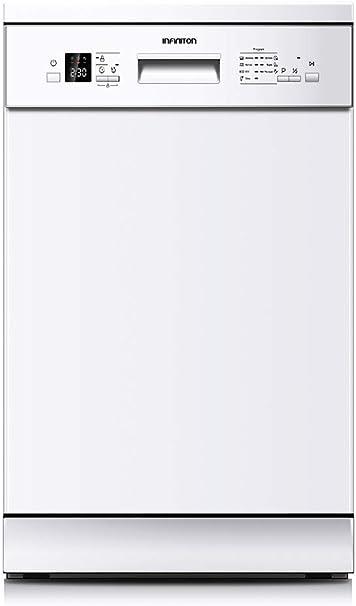 LAVAVAJILLAS INFINITON DIW-4614W Blanco Ancho 45CM (A++, 7 ...