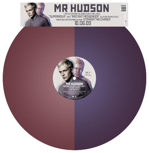 Supernova/Instant Messenger [10 Inch Vinyl] Hudson Messenger