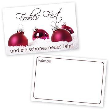 25 Weihnachts Geschenkkarten Xmas Berry Amazon De