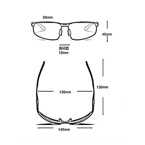 Gafas Gafas 12 2 De Gafas De para Deportivas Hombre HD Polarizadas QY YQ Sol Gafas Color Conducir Ux8ZqOaw