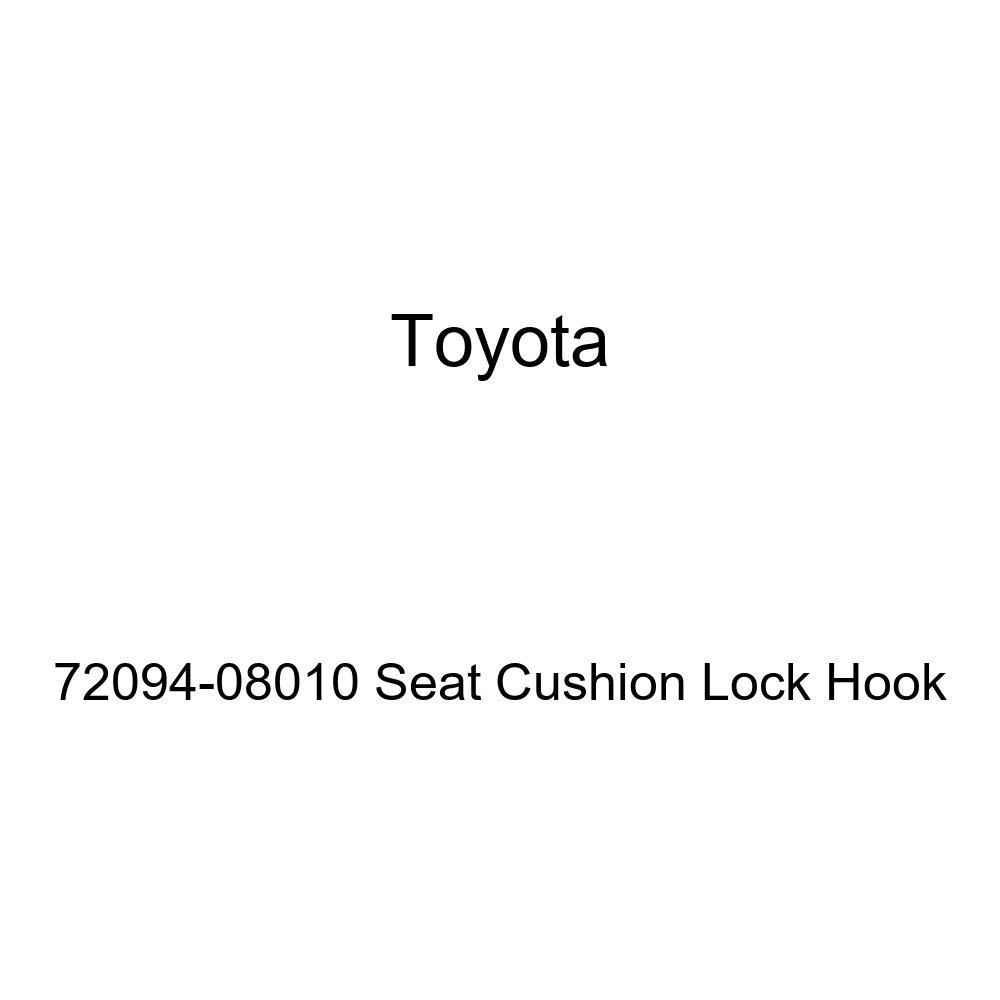 Toyota Genuine 72094-08010 Seat Cushion Lock Hook