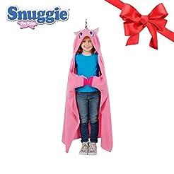 SNUGGIE Unicorn Blanket- Comfy, Cozy, Su...