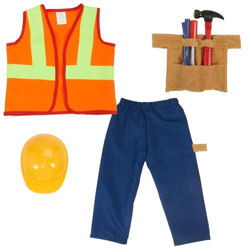 Imaginarium Construction Worker Dress Up