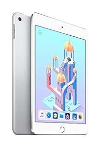 "Apple iPad mini 4 - Tablet de 7.9"" (con Wi-Fi de 128 GB) plata"