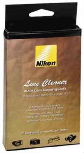 Nikon Moist Lens Cleaner Cloths, Pack of 30.