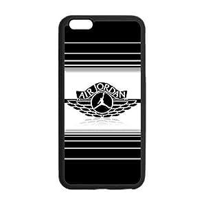 iPhone6 plus Cover Michael Jordan Design Solid Rubber Customized Cover Case for iPhone 6 plus 5.5