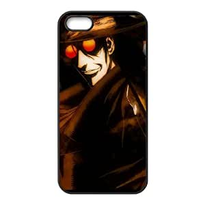 Hellsing iPhone 5 5s Cell Phone Case Black 91INA91176448