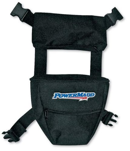 - Powermadd Bar Bag Deluxe Handlebar Storage PM13602