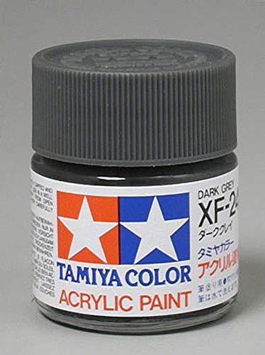 TAMIYA Color de Tamiya XF-60 Pintura acrílica para los ...