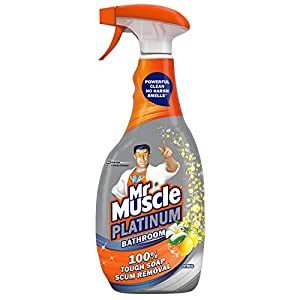 Mr Muscle Bathroom Citrus