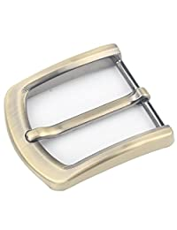 """1.5"""" (37-40 mm) Single Prong Square Belt Buckle Replacement Belt Buckle"""