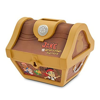 Amazon.com: Jake and the Never Land Pirates Coin Bank: Toys & Games