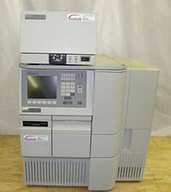 Waters 2695 with 2996 Detector HPLC System: Science Lab Spectrometers: Amazon.com: Industrial & Scientific