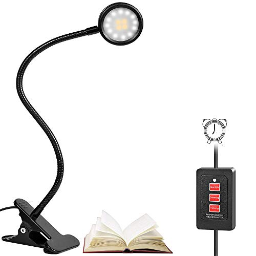 Led Reading Light With Timer in US - 9