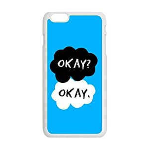 Happy Okay Cell Phone Case for Iphone 6 Plus