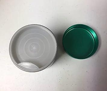 Teavana Tea Storage Tins Blue 4 Tins