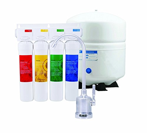 Watts Premier RO-Pure 531411 4-Stage Reverse Osmosis System by Watts Premier