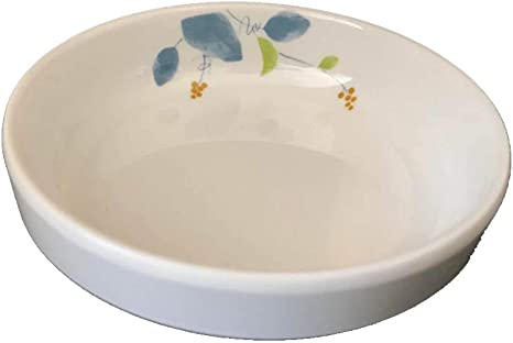 """Details about  /Melamine Soup Bowl Cup With spoon Serving Appetizer  Chicken pattern White 4.5/"""""""