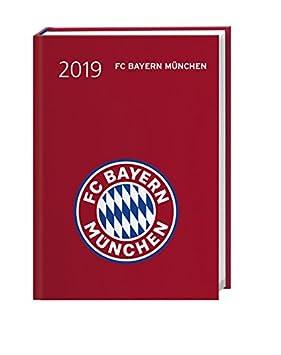 Calendrier Bayern.Bayern Munchen Calendrier Livre 2019 Agenda Scolaire Pour 17