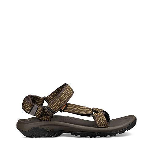 Teva Men's M Hurricane XLT2 Sport Sandal, Rapids Black Olive, 8 M US