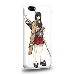 Diy design iphone 6 (4.7) case, Fashion Kantai Collection Kancolle aircraft carrier Akagi 0697 Protective Snap-on Hard Back Case Cover for Apple iPhone 6