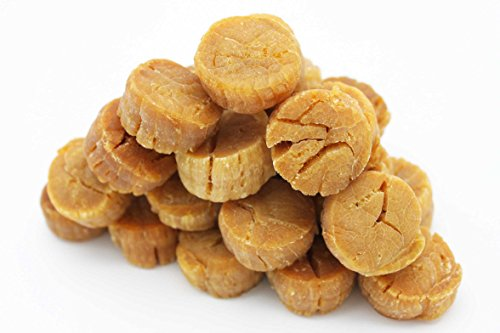 Japanese Dried Scallops Giant Size Dried Seafood Conpoy Yuan Bei Yuanbe 日本北海道元貝皇 Worldwide Free AIR Mail