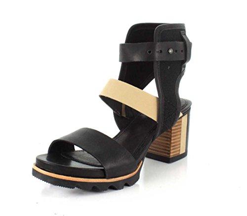 Sorel Addington Cuff Sandal - Women's Black footlocker sale online cheap discount ZxNIH0eL