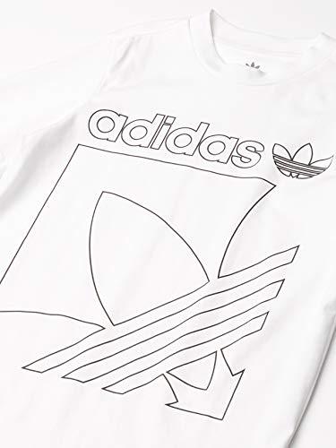 adidas Originals Unisex-Youth Badge Tee 2