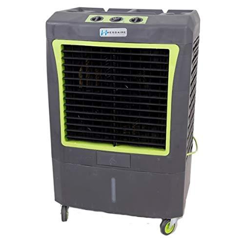 HESSAIRE M150 Portable Evaporative Cooler 3100 Cubic Feet per Minute, 10 gal, Direct Drive