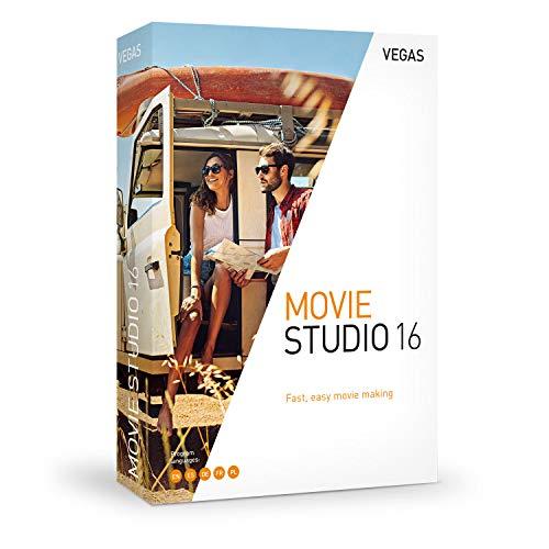 Studio Editing Software - VEGAS Movie Studio 16: Powerful Movie Making Made Easy