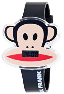 Paul Frank Kids' PAUL047 Paul Frank Molded Iconic Head Watch