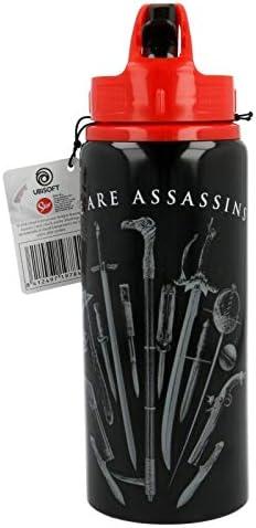 Stor Botella Deportiva Aluminio 710 ML | Assassins Creed: Amazon ...