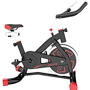 41ByJDw4nFL. SS300 Allenamento Spin Bike Cyclette, Home Trainer Connessione Cellulare App Allenamento Spin Bike Cyclette Trainer Bici da Fitness