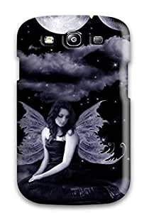 4719618K36896764 Galaxy S3 Hard Back With Bumper Silicone Gel Tpu Case Cover I Have My Wings