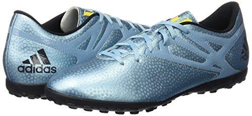 adidas Herren Fussballschuhe MESSI 15.4 TF matt ice met.f12/bright yellow/core black 47 1/3