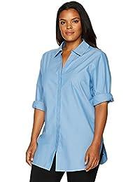 Women's Vera Solid Non Iron Tunic