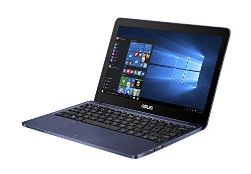 Asus X205TA-FD0061TS PC Portable 11.6 Bleu (Intel Atom 2 Go de RAM SSD 32 Go Windows 10)  Office 365 Personnel inclus pendant 1 an