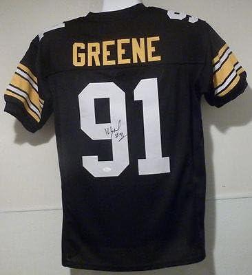Autographed Kevin Greene Jersey - SIZE XL w - JSA Certified ...