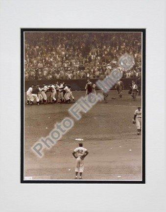 Bobby Thomson, New York Giants