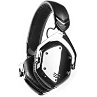 V-Moda Crossfade Wireless Over-Ear Headphone, Phantom Chrome