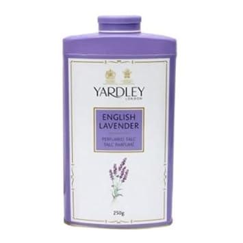 Yardley English Lavender Perfumed Talc, 250gm